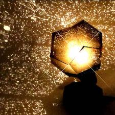 Romantic Astrostar Astro Star Laser Projector Cosmos Light Bulb Lamp Home DIY