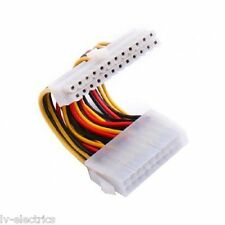 ATX 20 to 24 Pin PSU Supply Motherboard Adapter Convertor Power Cable Lead