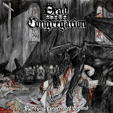 Dead Congregation-purifying consecrated Ground-MCD-DEATH METAL