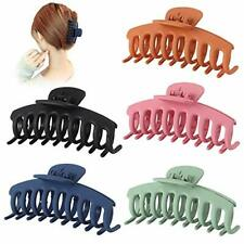 Hair Claw Clips for Women Nonslip Hair Clips for Women and Girls, Strong Hold
