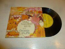 "MUSIC FOR PLEASURE - Mary had a little Lamb - 1972 UK 7"" Vinyl single"