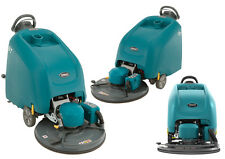 Used TENNANT B7 27-inch Battery-Powered Walk Behind Burnisher under 500 Hours