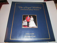 The Royal Wedding International Stamp Collection - 52 Mint Stamp Panels
