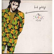Bob Geldof Lp Vinile The Happy Club / Vertigo Nuovo 0731451289613