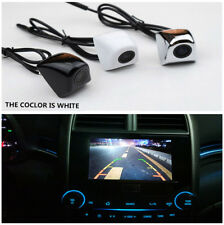 White HD Rear View Backup Parking Assistance Camera Night Vsion for car Truck RV