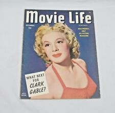 VINTAGE 1944 MOVIE LIFE Magazine - Betty Hutton Cover