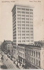 Early 1900's The Tennessee Trust Building in Memphis, TN Tennessee PC