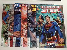 The Man of Steel (DC 2018) #1-6 Set | Brian Michael Bendis on Superman!