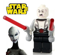 NEW STAR WARS ASAJJ VENTRESS CLONE WARS MINI BUILDING BLOCK USA SELLER