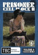 PRISONER CELL BLOCK H : VOL 6  Episodes 81-96 : NEW DVD