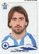 N°083 ANDREAS TATOS ATROMITOS STICKER PANINI GREEK GREECE LEAGUE 2010