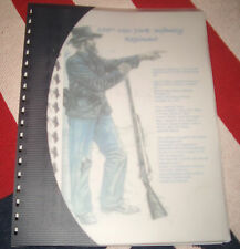 Civil War History of the 154th New York Infantry Regiment