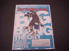 The Hockey News Magazine Nov 30,2009 Big Bang Theory Olympic Report Sweden M1887