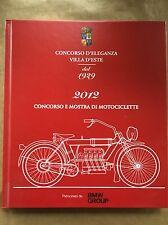 CONCORSO E MOSTRA DI MOTOCICLETTE Cernobbio, Villa Erba 26-27 maggio 2012 BMW