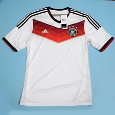 $90 Adidas Men's DFB Germany Home Soccer Jersey World Cup 2014