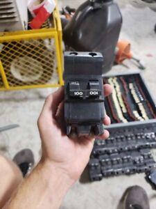 Federal Pacific 100 Amp Main Breaker