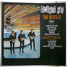 BEATLES, THE, Something New promo Poster FLAT -- 2-SIDED 2004 Capitol