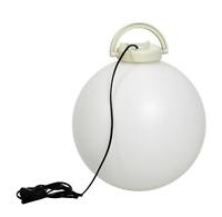 White Tama Isao Hosoe Italian Pendant Lamp Mid Century Modern Space Age1960s/70s