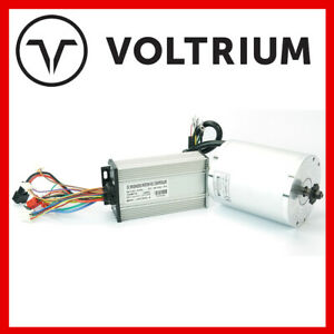 New Voltrium 1600w 48v Motor + Controller for Electric Scooter - 1000w 1600w