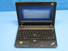 "Lenovo ThinkPad X131e 11.6"" Laptop/Netbook AMD E-Series 1.7GHz 320GB HDD 2GB RAM"
