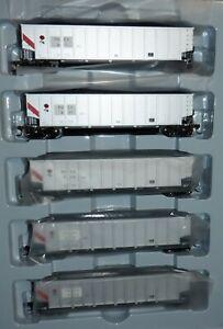Athearn -HO scale BethGon Coalporter - PGEX  -  5 Pack - 97873