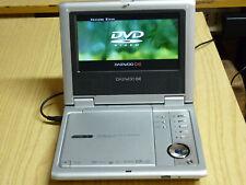 DVD PLAYER PORTATILE DAEWOO DCP-7900PD