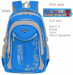 Elementary school children's schoolbag ultra-light decompression backpack