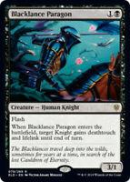 MTG Blacklance Paragon FOIL Throne of Eldraine RARE NM/M Magic the Gathering