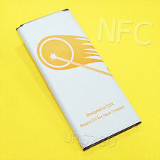 6980mAh Replacement Battery w/ Nfc for At&T Samsung Galaxy Note 4 Sm-N910A Phone