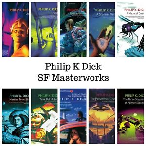 Science Fiction Novels  by Philip K Dick