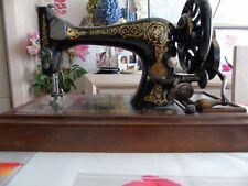 MACHINE A COUDRE ANCIENNE MARQUE SINGER
