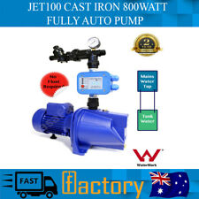 800 Watt fully Auto Pump Jet 100 Cast Iron with Mains Change Over Switch