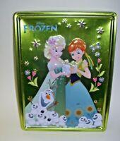 Disney's Frozen Fever Tin Box