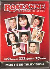 Roseanne All 9 Seasons The Complete Series on DVD BRAND NEW