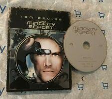 Minority Report (Blu-ray 2002 Steelbook) Steven Spielberg   Tom Cruise