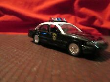 wyoming highway CAR PATROL  1:43 diecast ROAD CHAMPS loose display piece