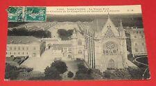 CPA CARTE POSTALE 1911 VINCENNES VIEUX FORT QUARTIER ARTILLERIE VAL DE MARNE 94