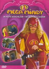 Mega Mindy : De Foute Goochelaar & Het Egyptisch Masker (DVD)