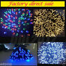 100 200 LED Solar Powered Fairy String Lights Garden Christmas Outdoor Indoor AU