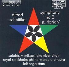 Symphony No. 2 (Segerstam, Kgl. Sfo, Kammarkor) CD (2004) FREE Shipping, Save £s