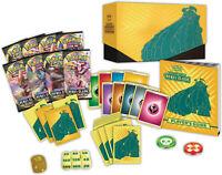 Pokemon TCG Sword and Shield Rebel Clash Elite Trainer Box 8 Booster Packs