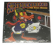 """SEALED - THE TURNTABLIST - SUPER DUCK BREAKS - 12"""" VINYL LP"""