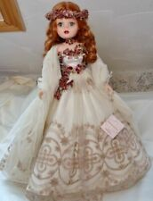 Madame Alexander Rennaisance Garden Cissy doll in Box with COA
