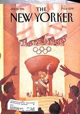 New Yorker, July 22 1996
