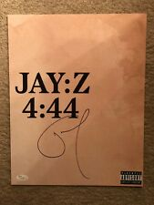 JAY-Z signed / autographed 11x14 photo  (LP 4:44 cover)  ~~ JSA/COA