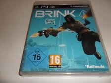PlayStation 3 PS 3 Brink (Uncut) USK-clasificación: USK a partir de 16 se libera