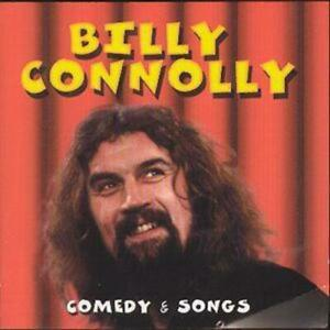 Billy Connolly : Comedy And Songs CD (1999) Incredible Value and Free Shipping!