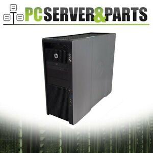 HP Z820 PC 8-Core E5-2637 v2 3.50GHz Win10 Pro Wholesale Custom To Order