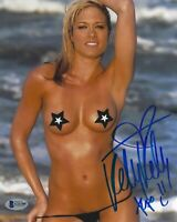 Kelly Kelly Signed 8x10 Photo BAS Beckett COA WWE Wrestling Picture Autograph 3