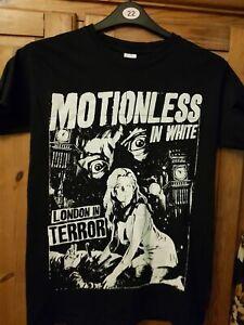 Motionless In White band T-shirt Vintage Gift For Men Women Funny Tee